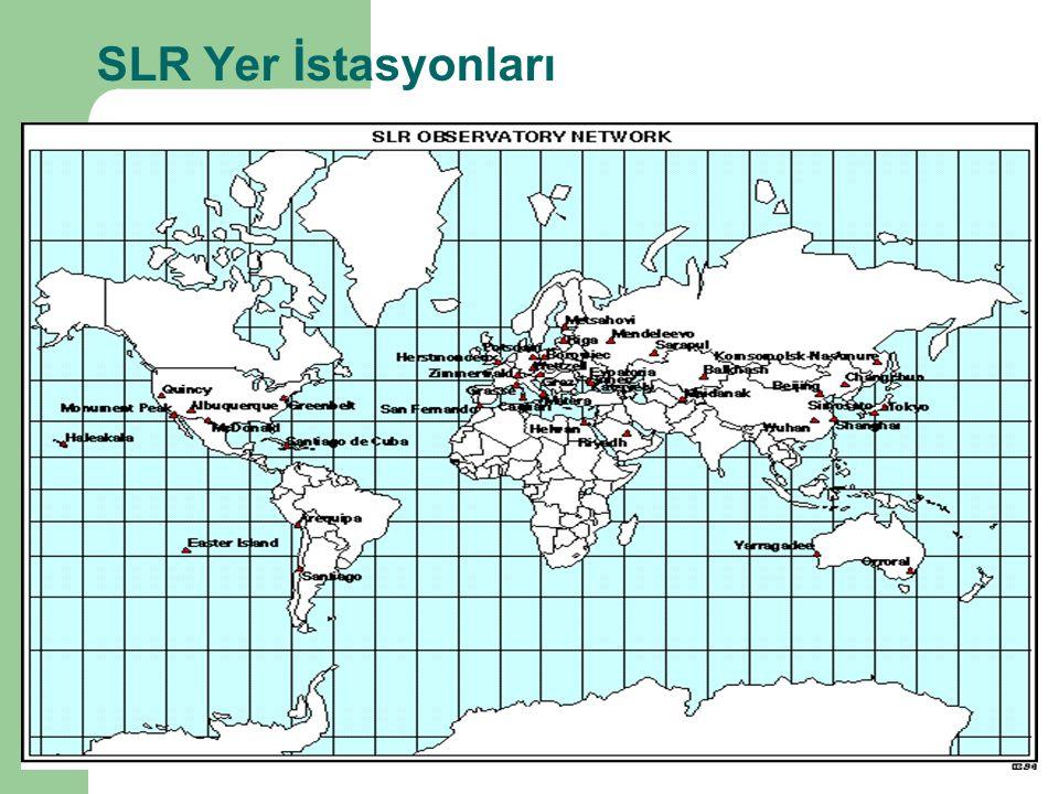 SLR Yer İstasyonları