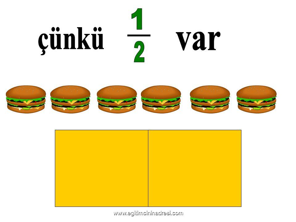 1 çünkü var 2 www.egitimcininadresi.com