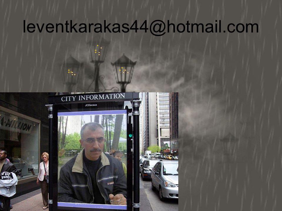 leventkarakas44@hotmail.com Seval KEMERTAŞ tarafından düzenlenmiştir.
