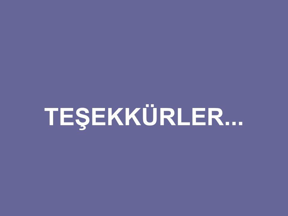 TEŞEKKÜRLER... 71