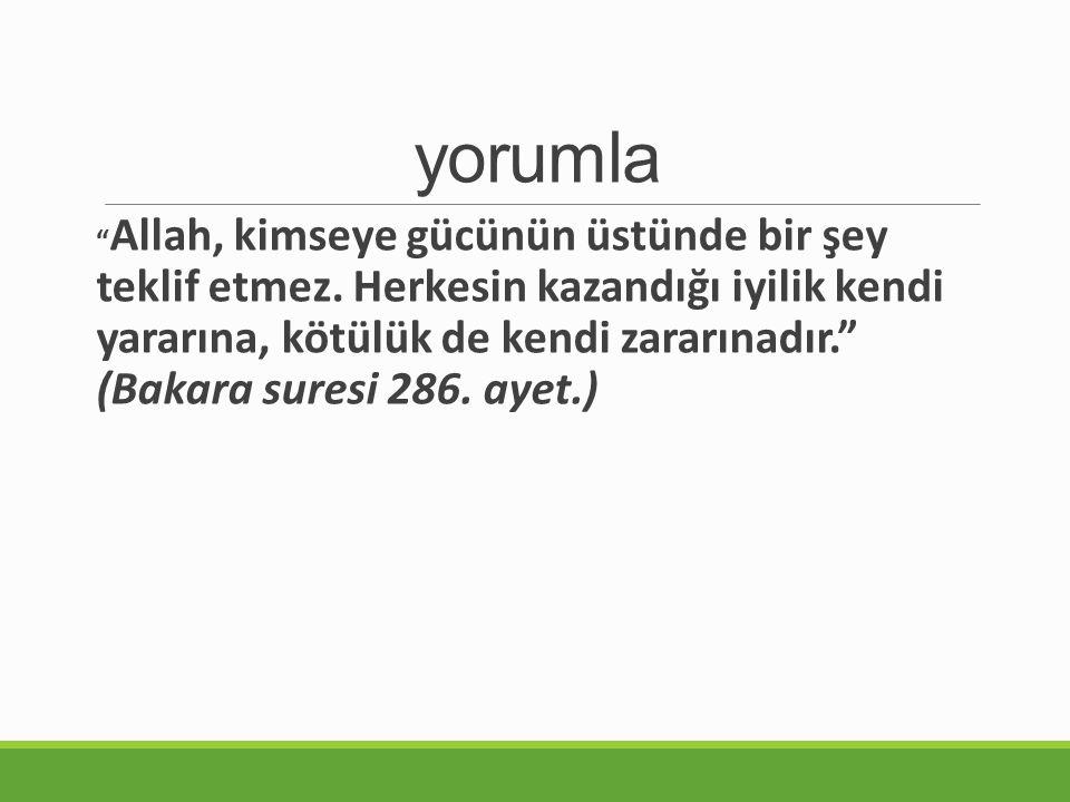 yorumla