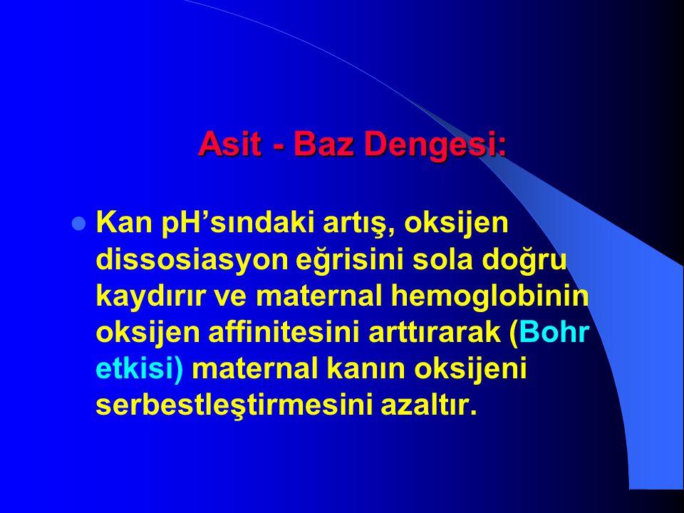Asit - Baz Dengesi: