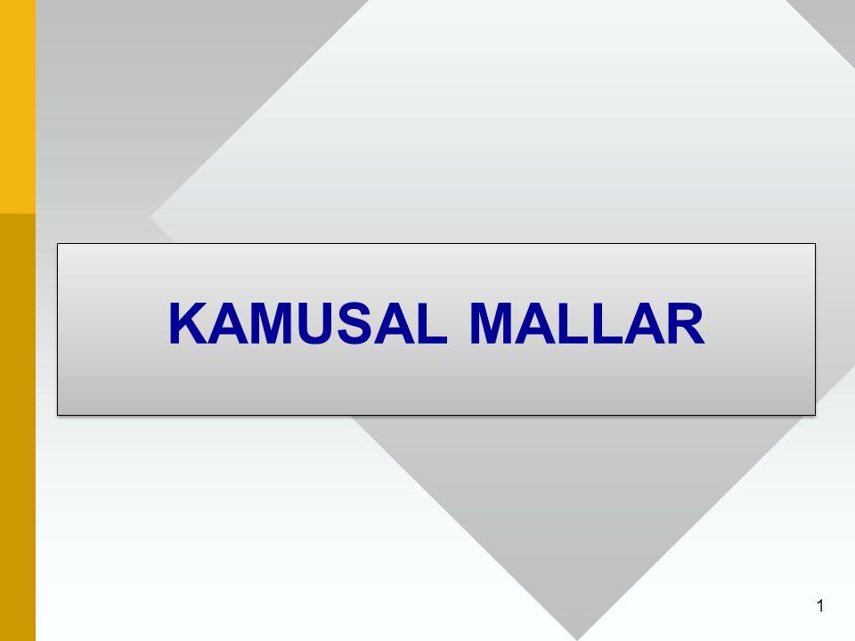 KAMUSAL MALLAR