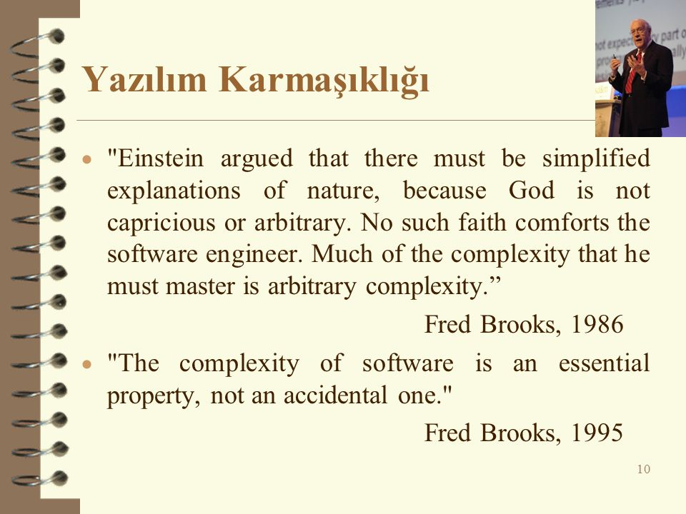 Yazılım Karmaşıklığı