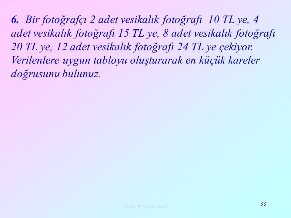 Yrd.Doç.Dr.Mustafa Akkol38