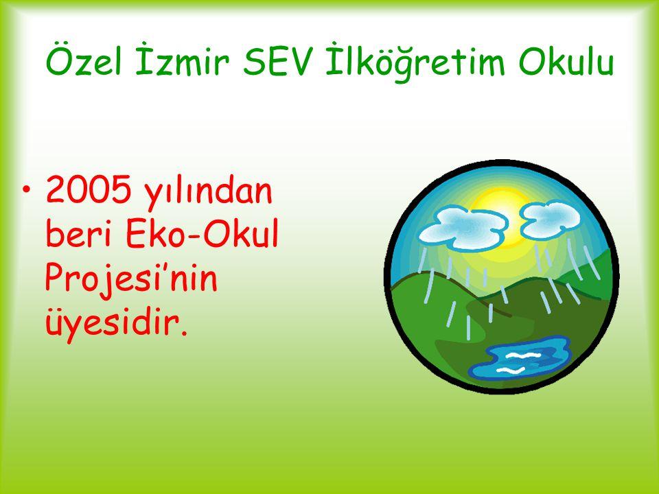 Özel İzmir SEV İlköğretim Okulu