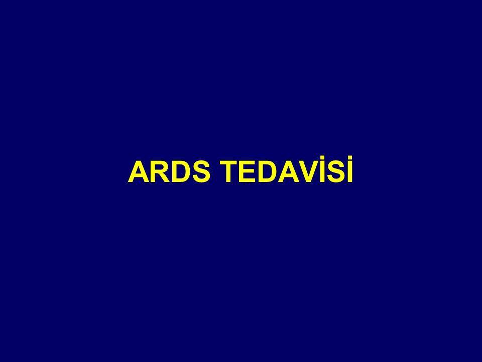 ARDS TEDAVİSİ