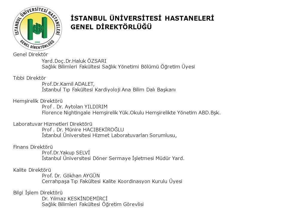 İSTANBUL ÜNİVERSİTESİ HASTANELERİ