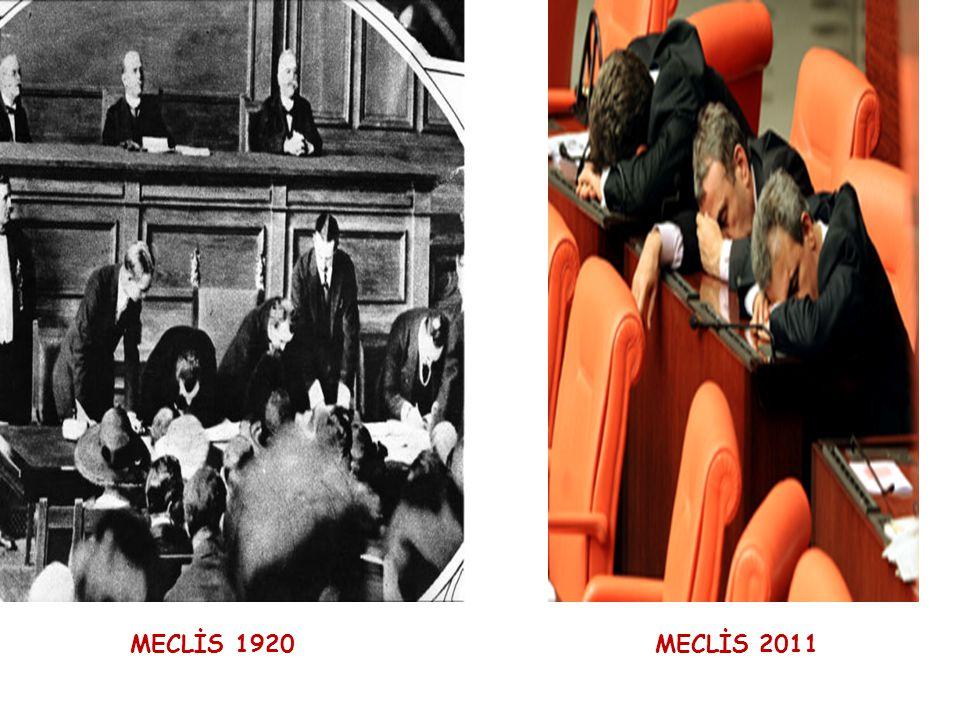 MECLİS 1920 MECLİS 2011