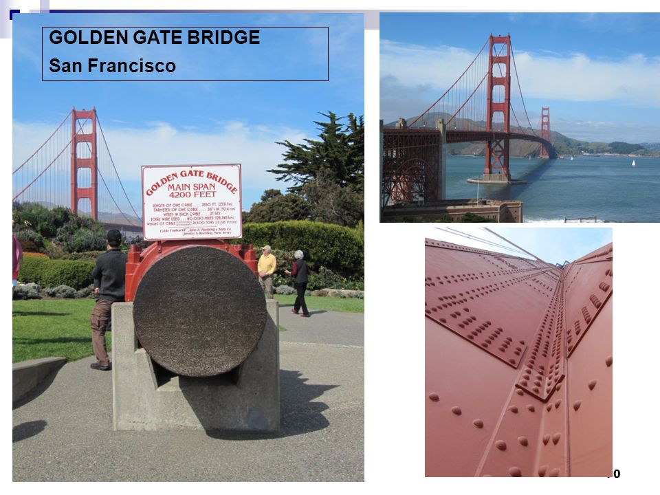 GOLDEN GATE BRIDGE San Francisco KT