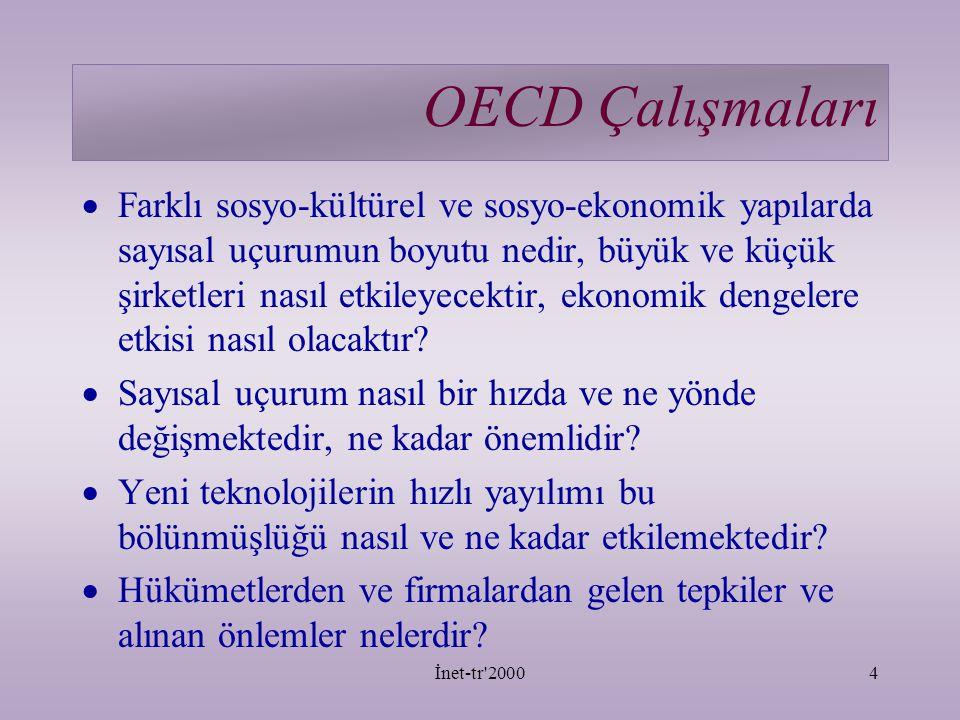 OECD Çalışmaları