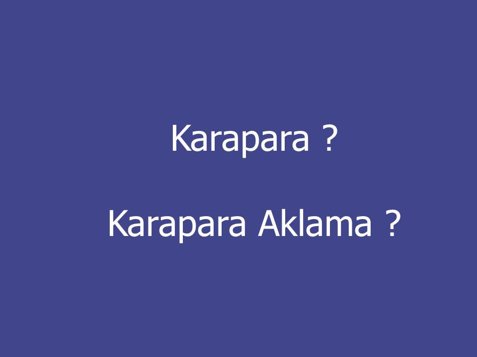Karapara Karapara Aklama