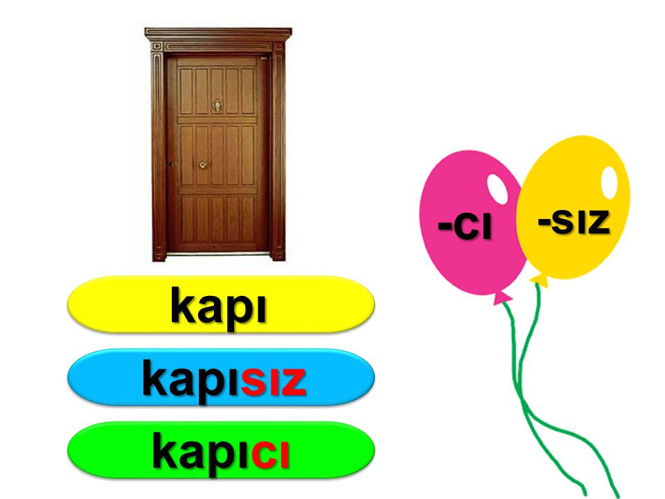 -cı kapı kapısız kapıcı
