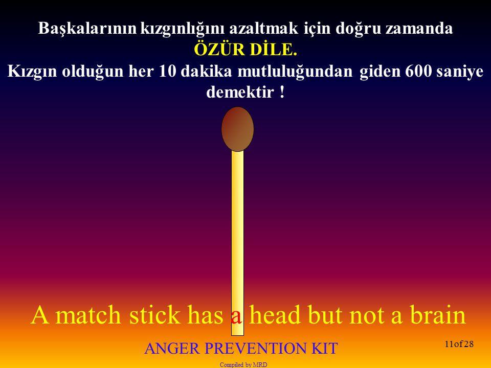 Başkalarının kızgınlığını azaltmak için doğru zamanda ÖZÜR DİLE