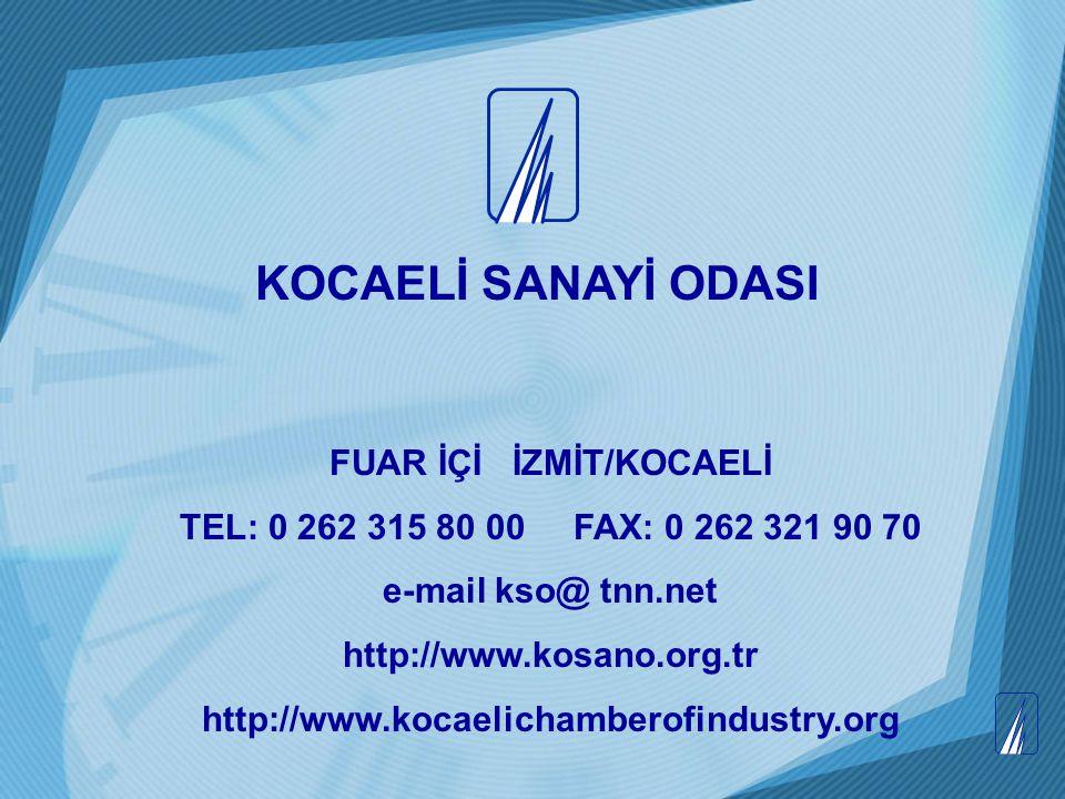 FUAR İÇİ İZMİT/KOCAELİ