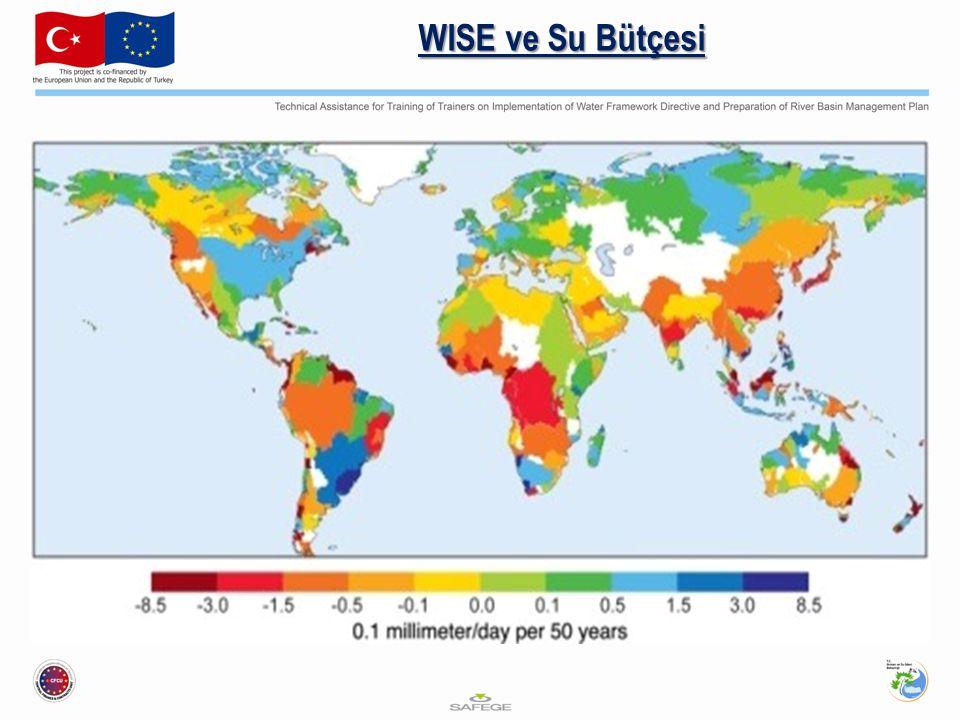 WISE ve Su Bütçesi