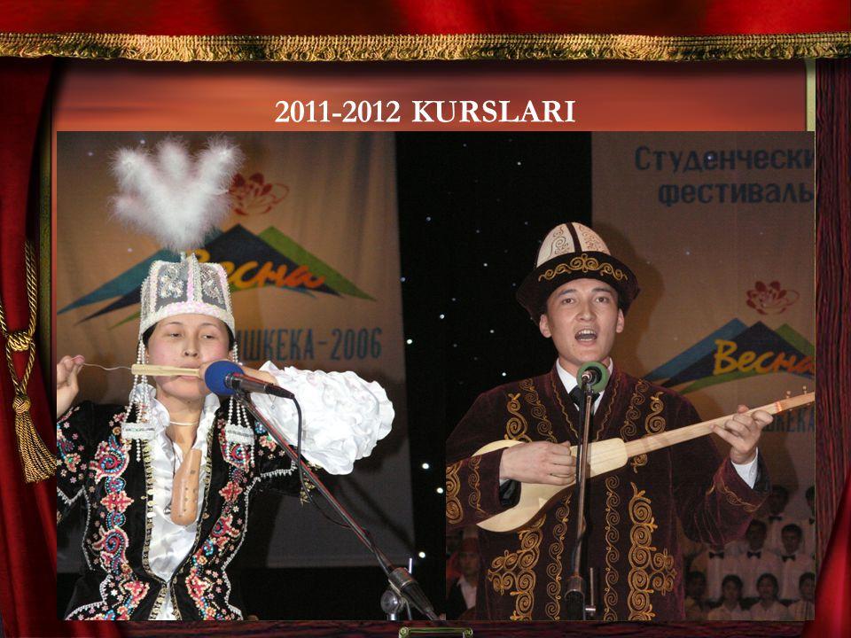 2011-2012 KURSLARI