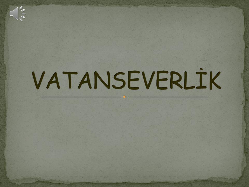 VATANSEVERLİK