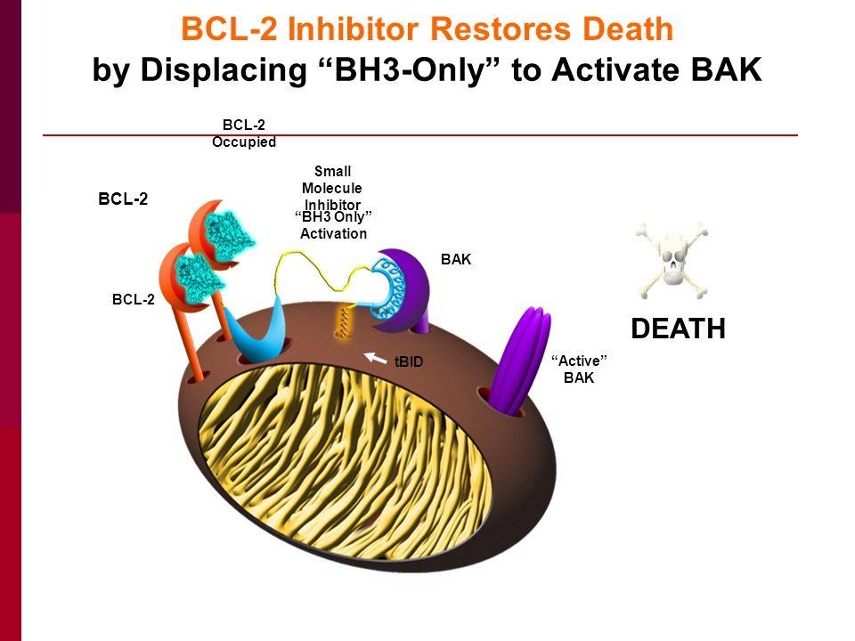 BCL-2 Inhibitor Restores Death