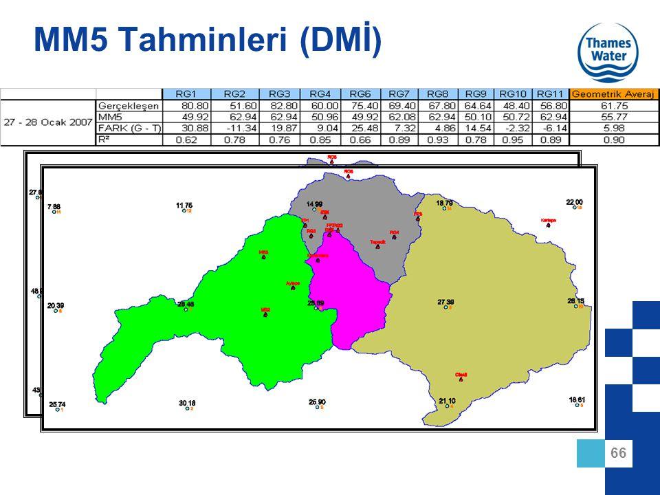 MM5 Tahminleri (DMİ)
