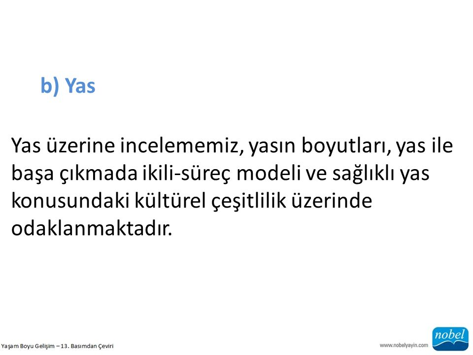 b) Yas