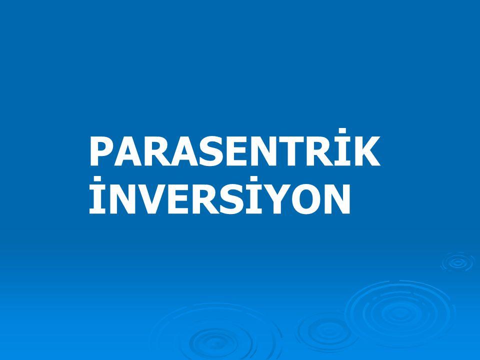 PARASENTRİK İNVERSİYON