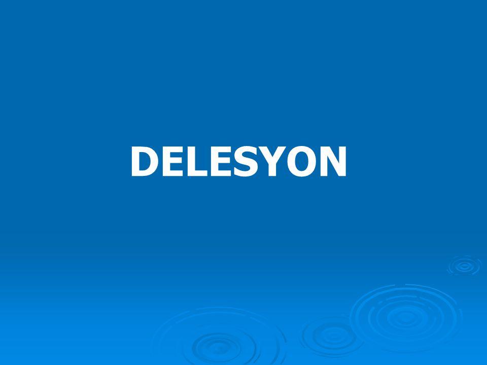 DELESYON