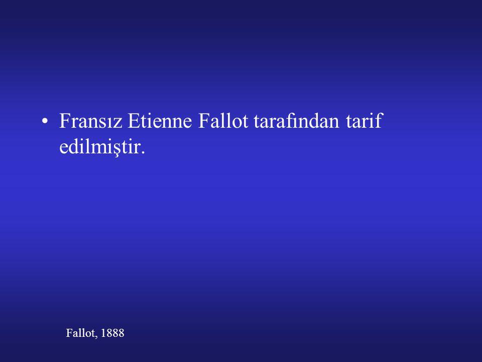 Fransız Etienne Fallot tarafından tarif edilmiştir.
