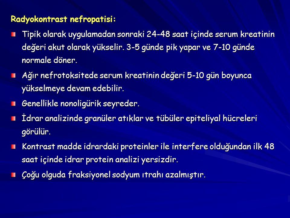 Radyokontrast nefropatisi: