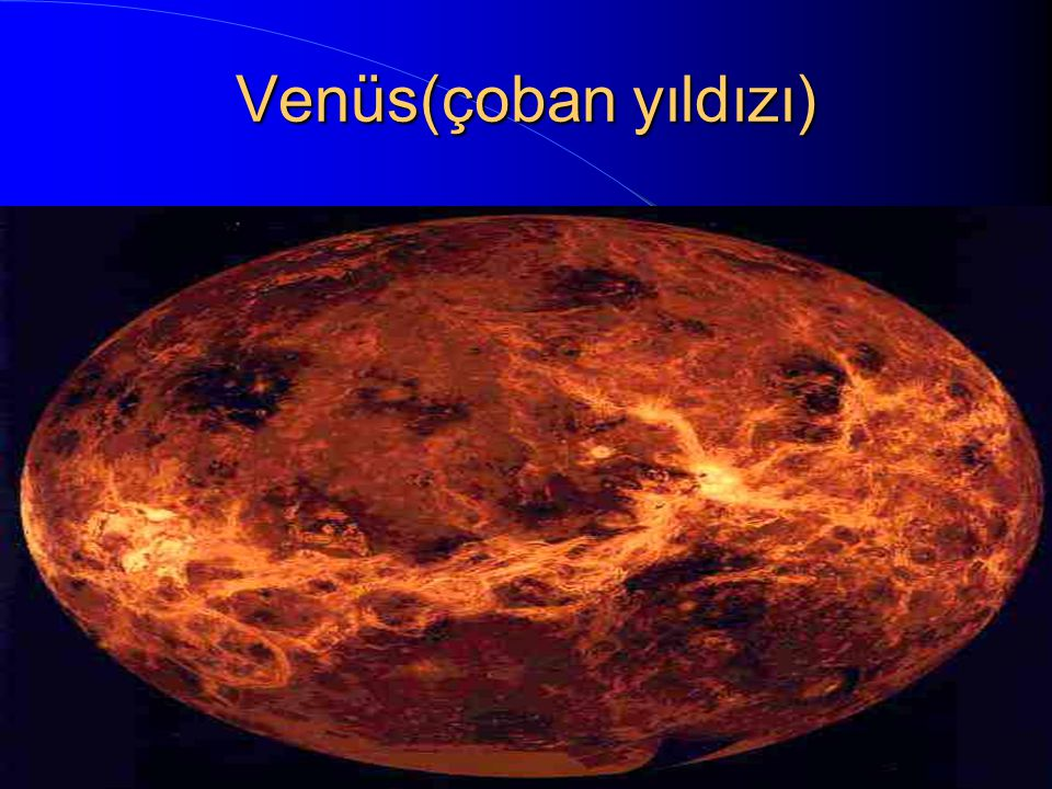 Venüs(çoban yıldızı)