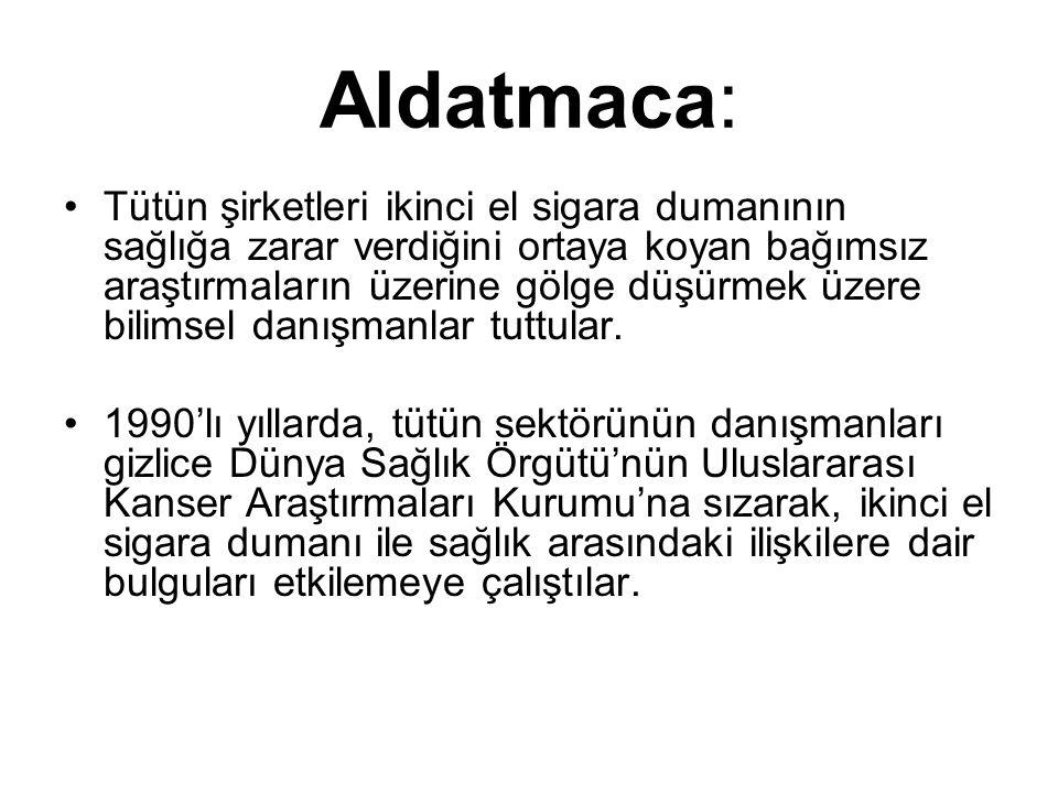 Aldatmaca: