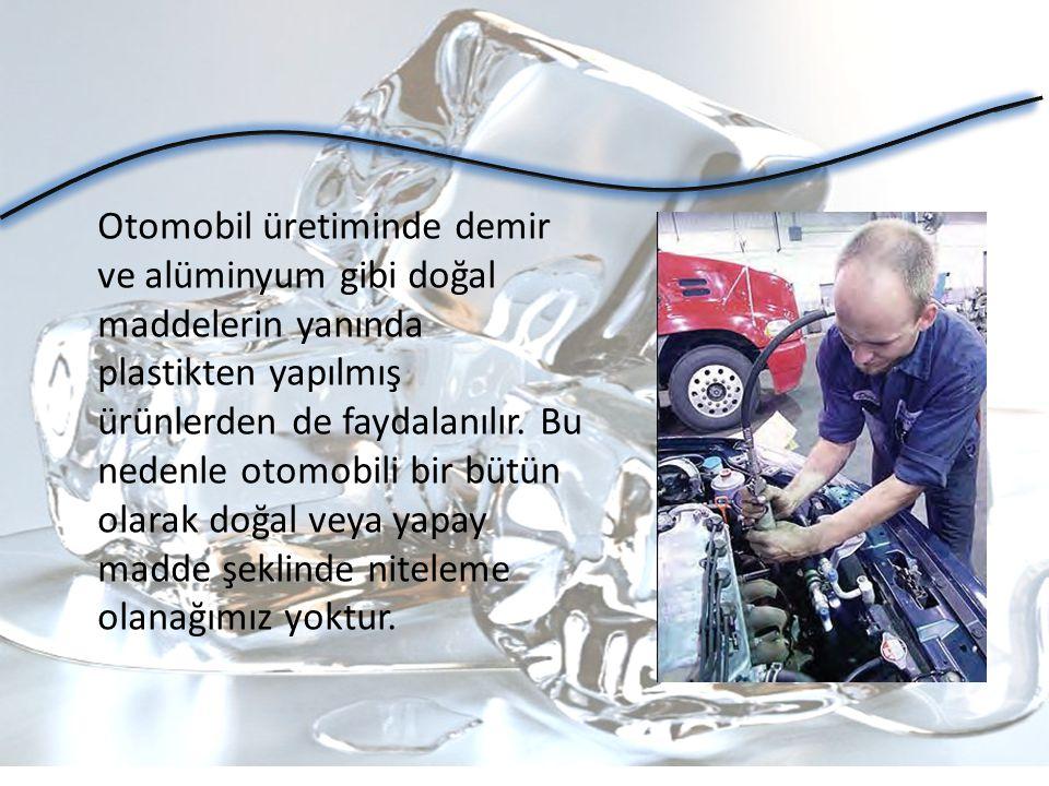 Otomobil üretiminde demir