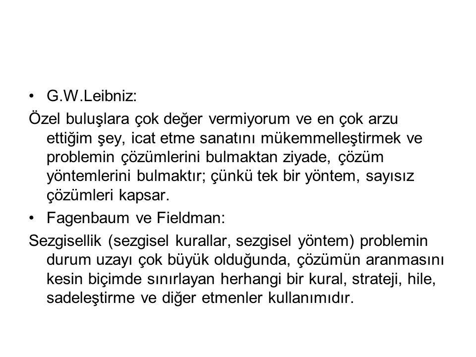 G.W.Leibniz: