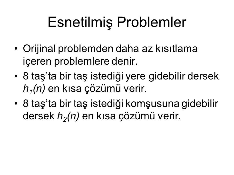 Esnetilmiş Problemler
