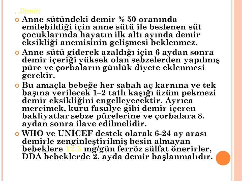Demir: