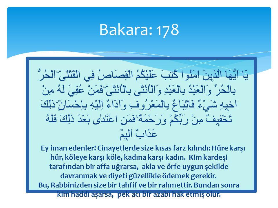 Bakara: 178