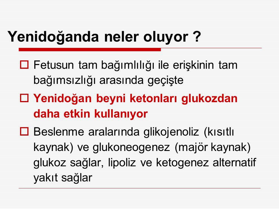 Yenidoğanda neler oluyor