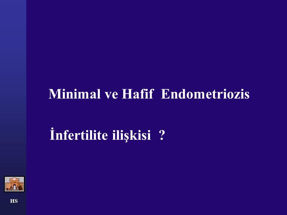 Minimal ve Hafif Endometriozis