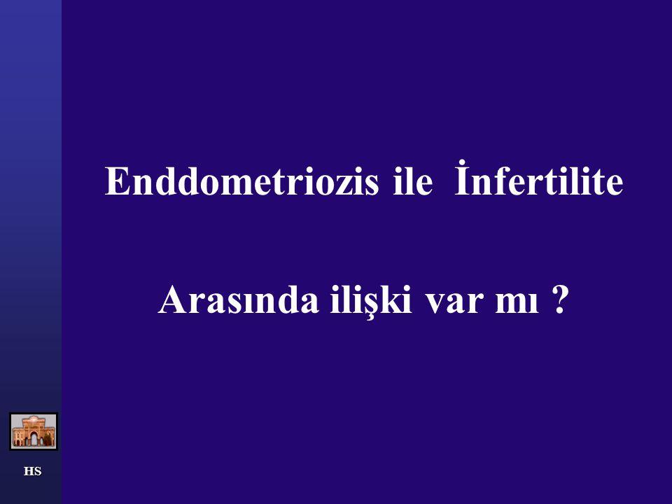 Enddometriozis ile İnfertilite