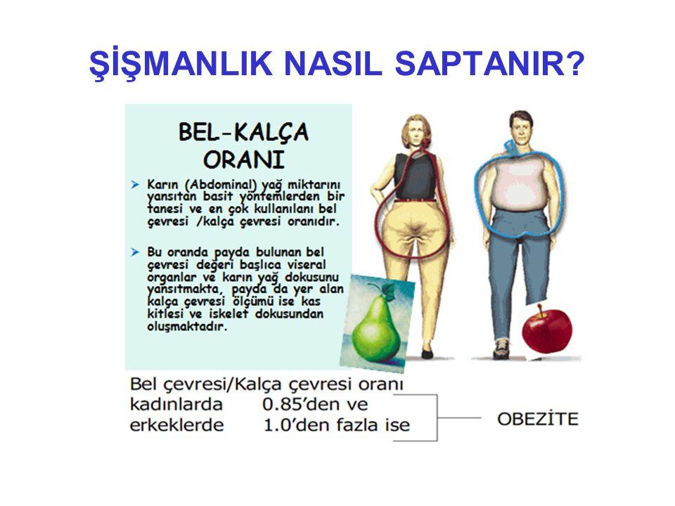 ŞİŞMANLIK NASIL SAPTANIR
