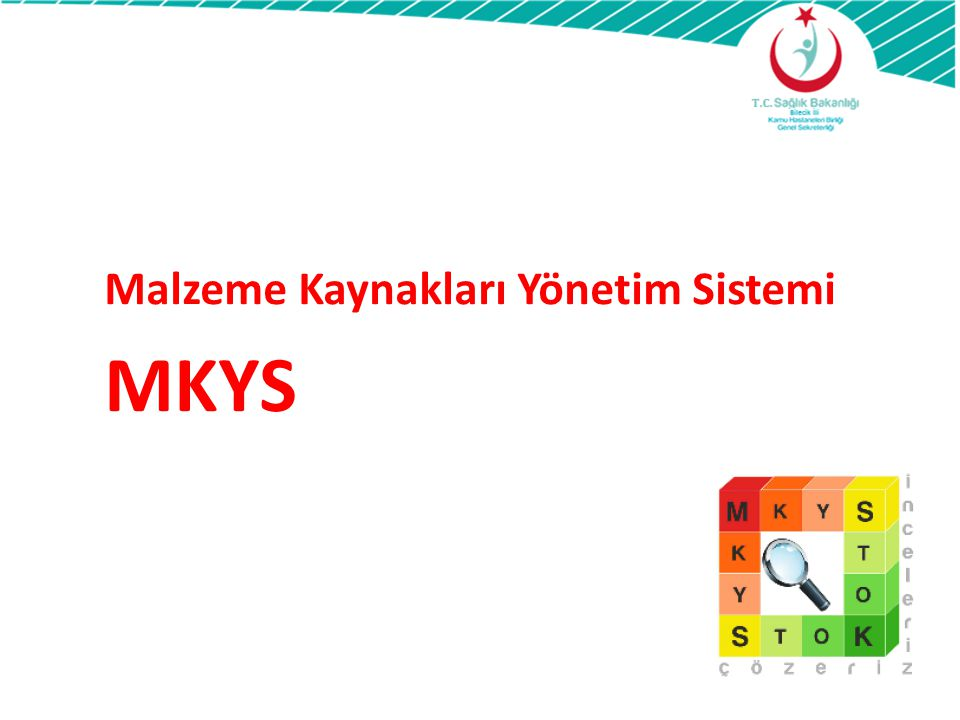 Malzeme Kaynakları Yönetim Sistemi