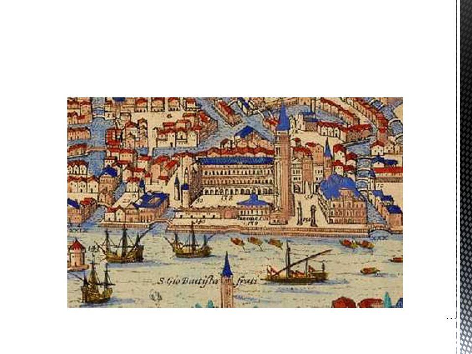 Venedik …