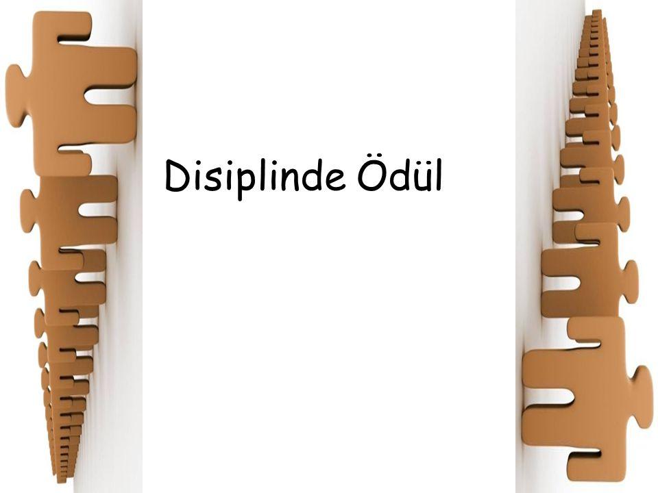 Disiplinde Ödül