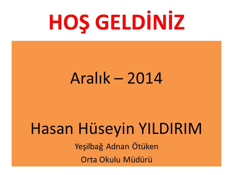 Hasan Hüseyin YILDIRIM