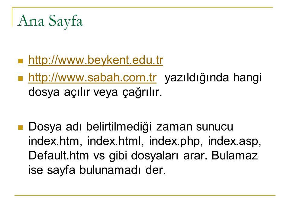 Ana Sayfa http://www.beykent.edu.tr