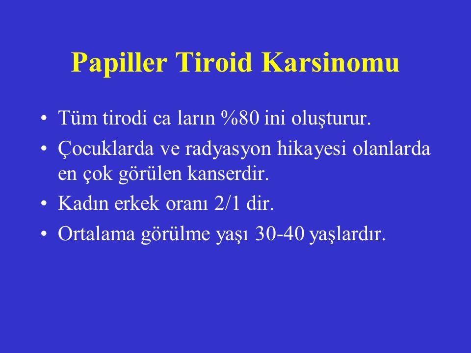 Papiller Tiroid Karsinomu