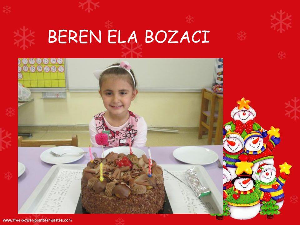 BEREN ELA BOZACI