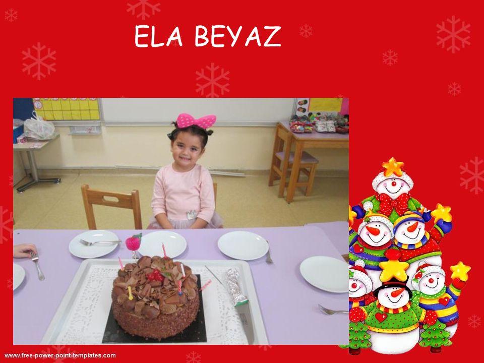 ELA BEYAZ