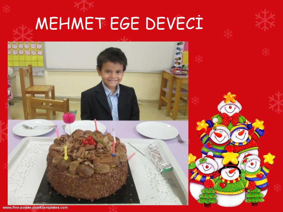 MEHMET EGE DEVECİ