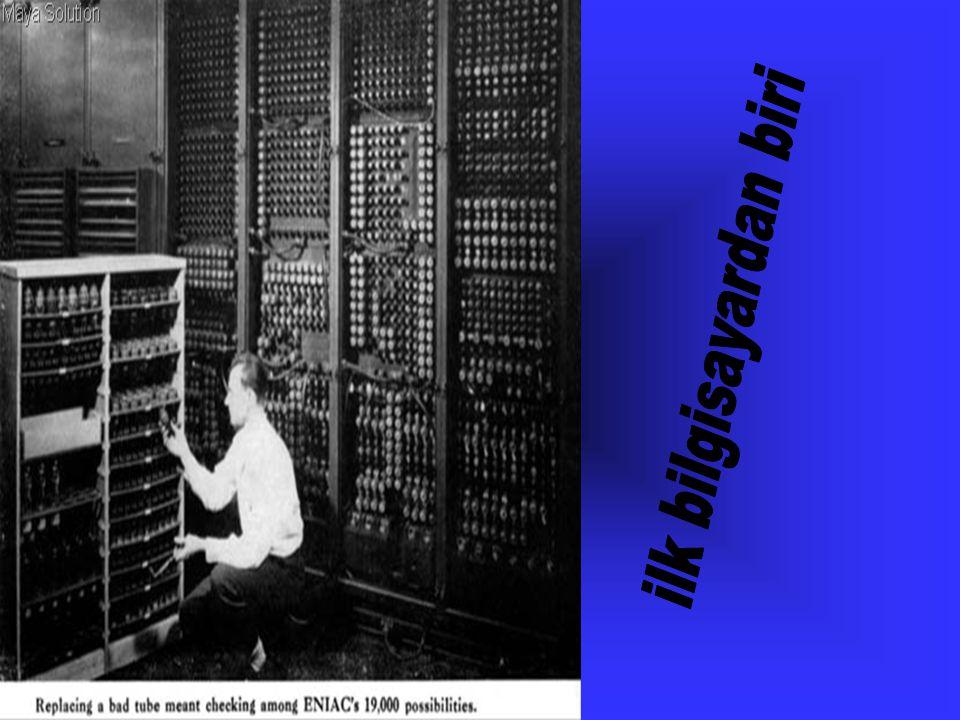ilk bilgisayardan biri